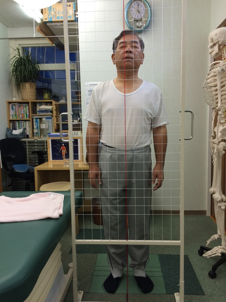 慢性腰痛 整体 東大阪