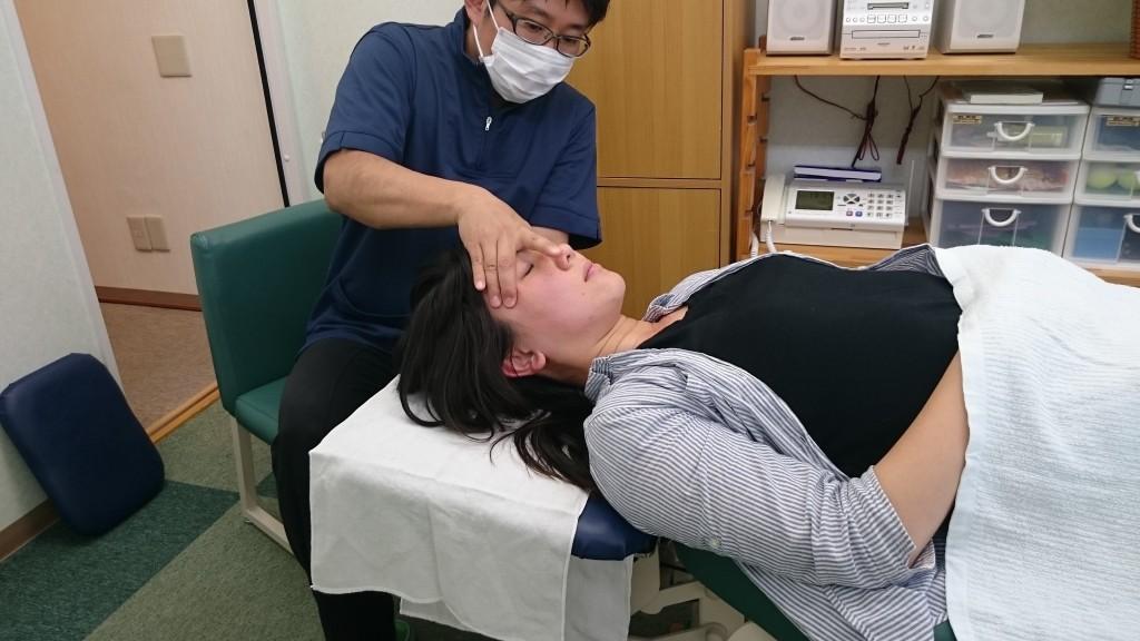 大阪堺市 バランス整体院エール 頭蓋骨矯正