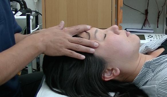 大阪堺市 バランス整体院エール 頭蓋骨の調整